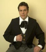 Steve Blunt as John Hutchinson